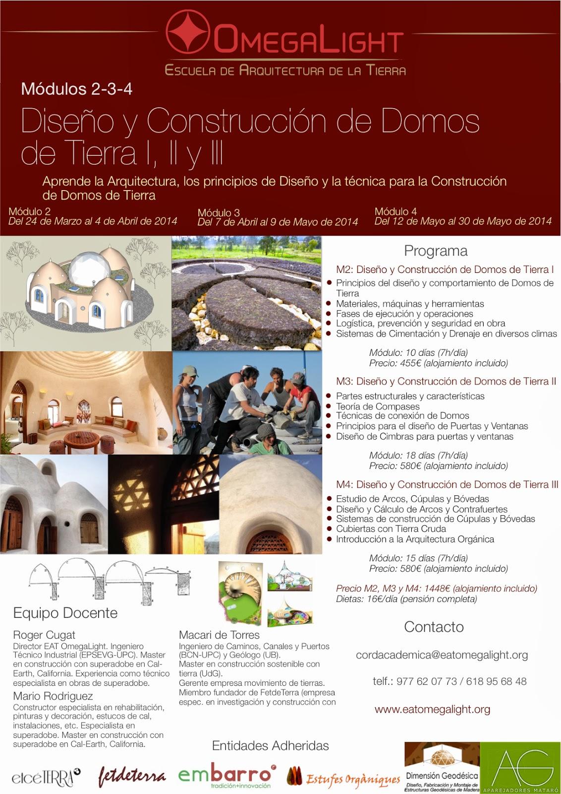El 24 de marzo comenzamos el curso de dise o y for Cursos facultad de arquitectura