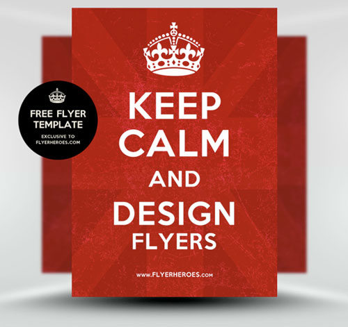 25 free flyer templates design inspiration psd collector
