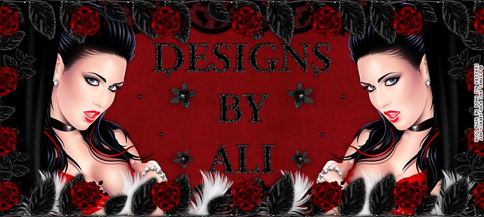 Designs By Ali