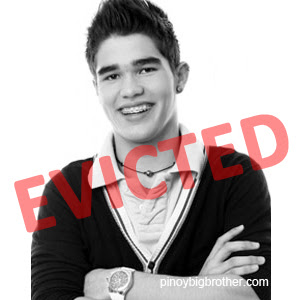 PBB Teen Edition Season 4 10th eviction night Ryan M Boyce
