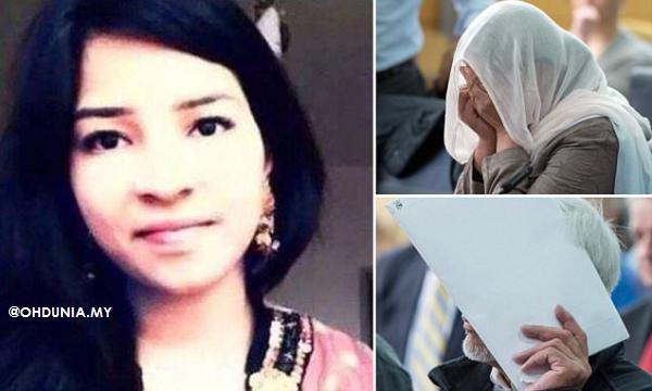 Bunuh Anak Sendiri: Pasangan Suami Isteri Dipenjara Seumur Hidup