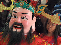 God of Fortune - Chinese New Year, Singapore id=