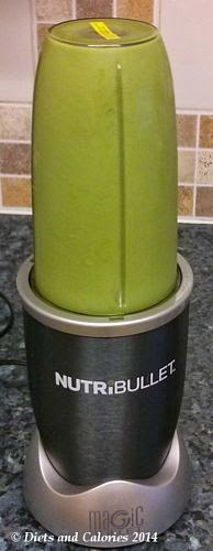 My new NutriBullet 600
