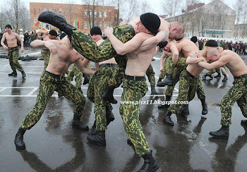 Crazy Army Training
