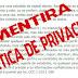 MENTIRA: colocar Politica de privacidade no perfil do Facebook