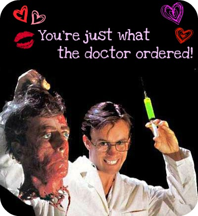 Go Right For The Heart With These Horror Valentines Day Cards