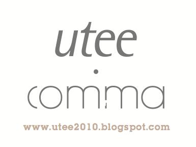 utee / comma