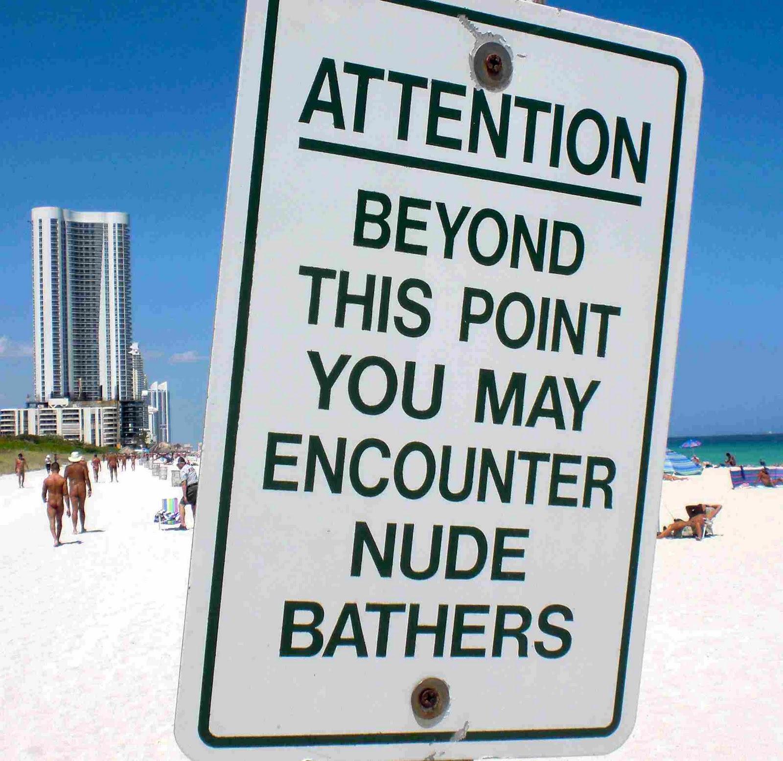 Nudist Zone