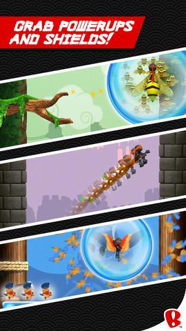 screenshot 2 NinJump Deluxe 1.0.5