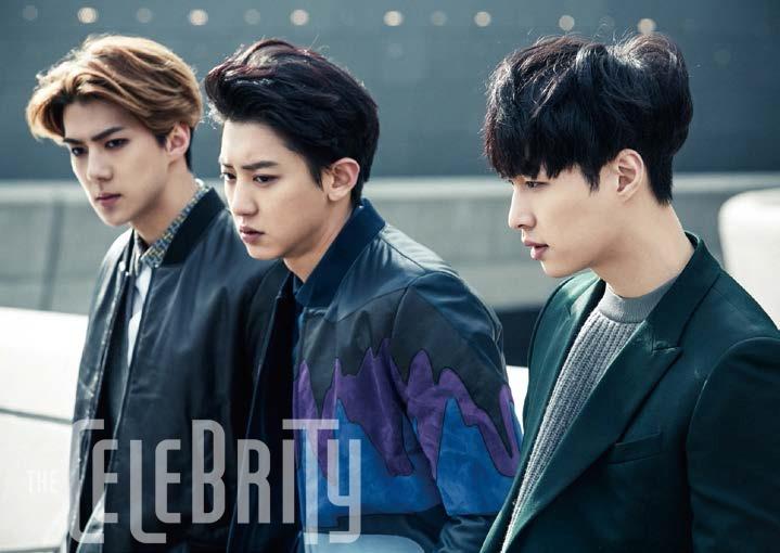 EXO Korean Boy Group