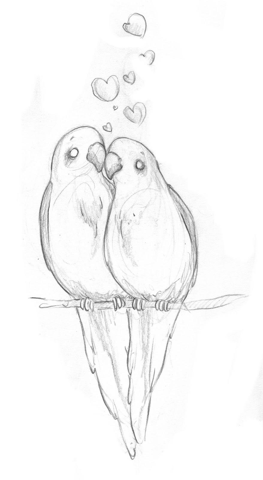 10 Year Old Girls Swimwear · Beautiful Nature Pencil Drawings ...Dove Bird Drawing Tattoo