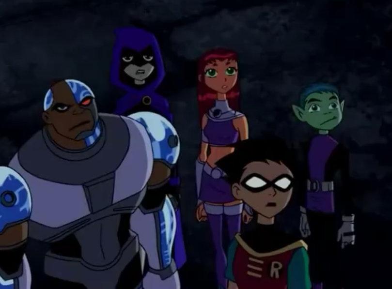 Ver Jovenes Titanes: Temporada 1, Capitulo 5 Online