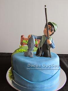 bolo aniversário pescador bragança