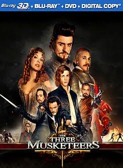 Filme Poster Os Três Mosqueteiros BRRip XviD & RMVB Legendado
