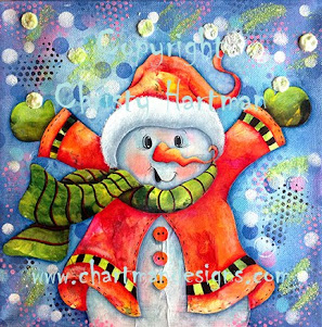 Celebration Snowman Online Class