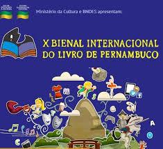 Bienal internacional de livro de Pernambuco – 2015