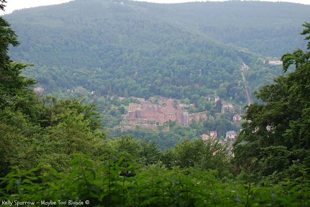 Heidelberg Castle, Heiligenberg
