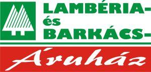 Támogatónk a Lambéria- és Barkács-Áruház