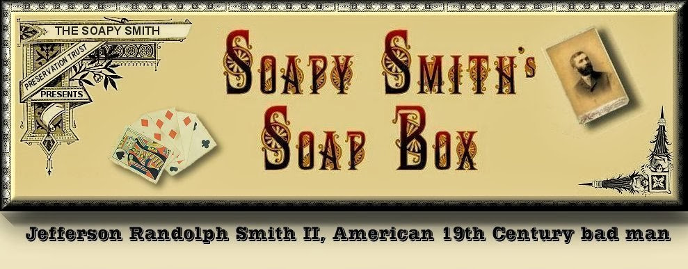 Soapy Smith's Soap Box