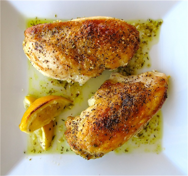 susi's kochen und backen adventures: ina garten's lemon chicken