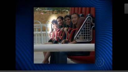 Foto de jovem morta no Hopi Hari circula pela internet e mãe faz apelo emocionado