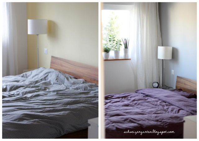 Graues Schlafzimmer Ideen: Schlafzimmer pastell rosa nordic style ...