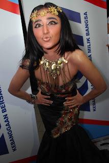 Dewi Persik janda cantik indonesia