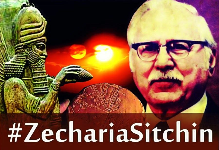 #ZechariaSitchin