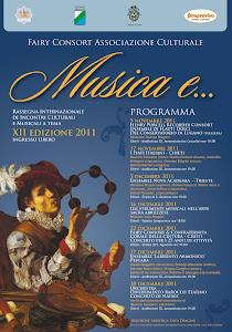 Musica e... XII Edizione