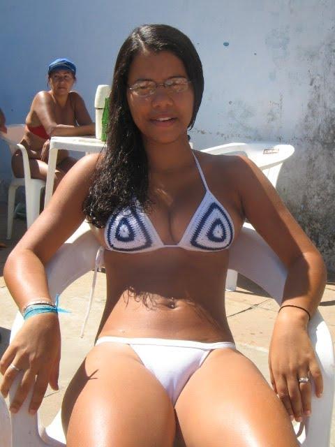 Are Bikini garotas gostosas well