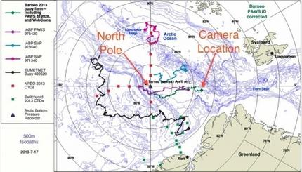 camera map