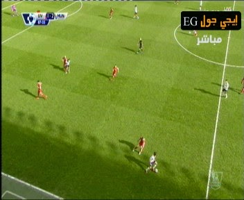 اهداف مباراة ليفربول و مان يونايتد 1 × 2 || الدورى الانجليزى Liverpool vs Manchester United