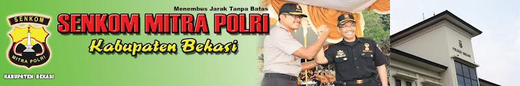 Senkom Mitra Polri Kabupaten Bekasi