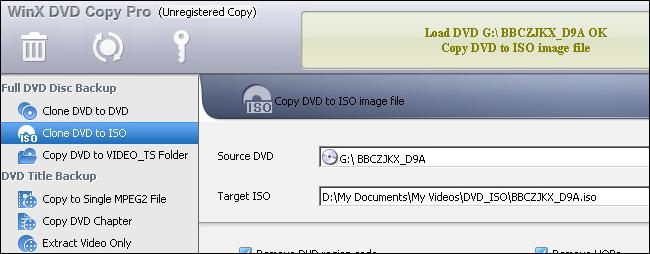 WinX DVD Copy Pro adalah aplikasi yang berguna untuk membackup DVD ...