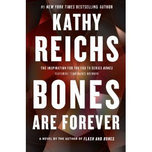 Bones are Forever Release Date Book