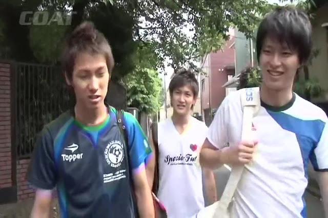 COAT, Immoral School Disc 1, Japan gay, Movie, student, Football,