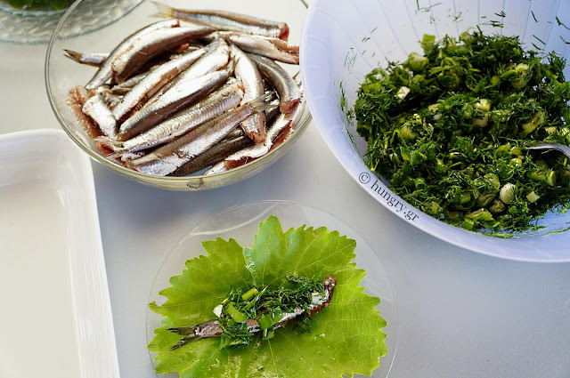 how to clean fresh anchovies