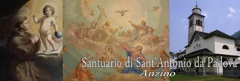 Santuario di Sant'Antonio da Padova in Anzino