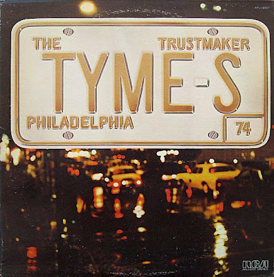 Tymes, The - Trustmaker  1974