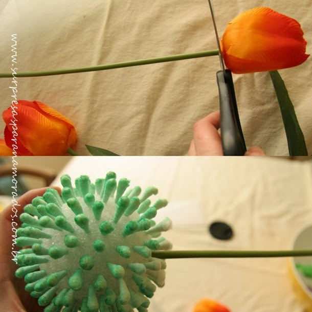 flor dente de leão