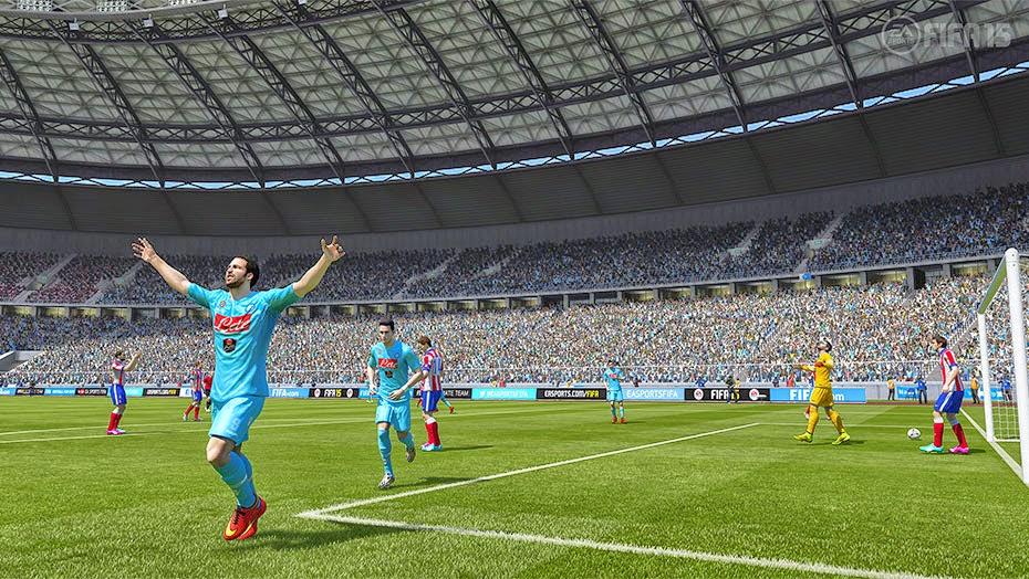 تحميل لعبة فيفا 2015