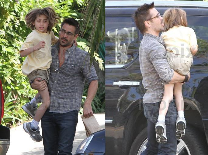 Colin Farrell Pic Up H...