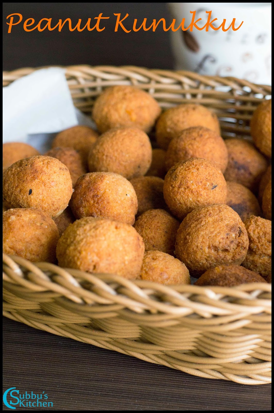 Verkadalai Kunukku Recipe | Peanut Spice Balls Recipe
