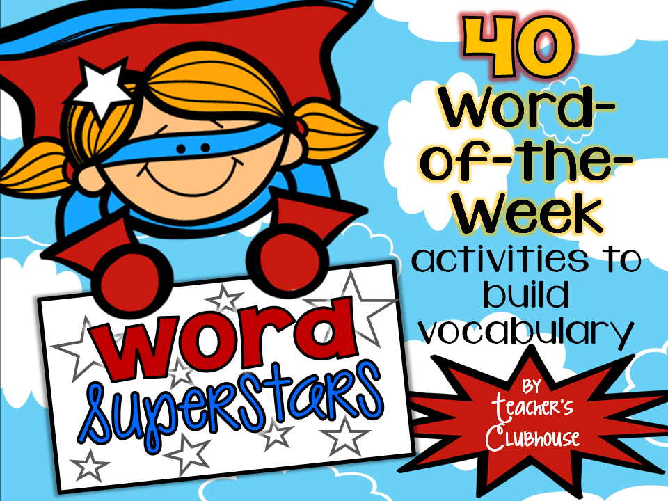 http://www.teacherspayteachers.com/Product/Word-Superstars-Vocabulary-of-the-Week-1262288