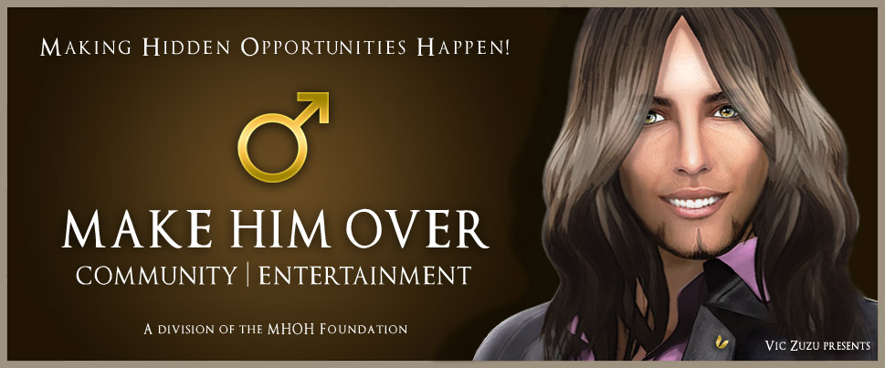 MAKE HIM OVER | A division of the MHOH Foundation