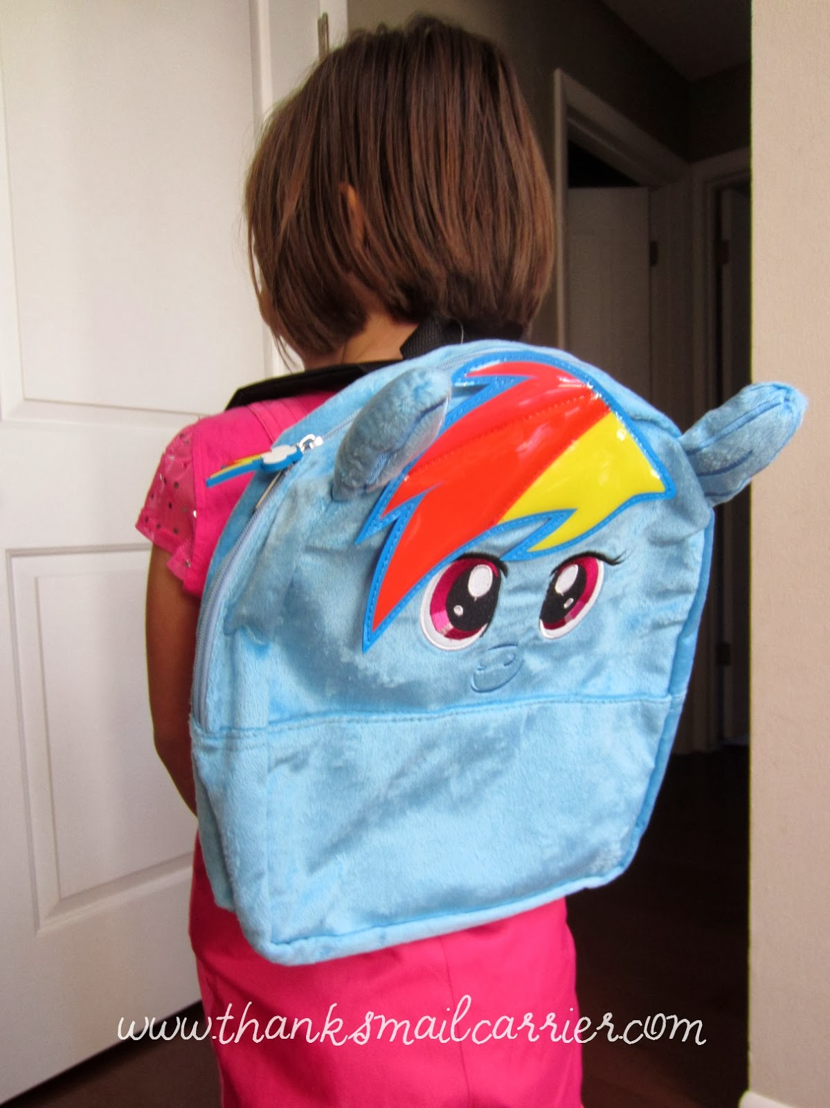 My Little Pony backpack review