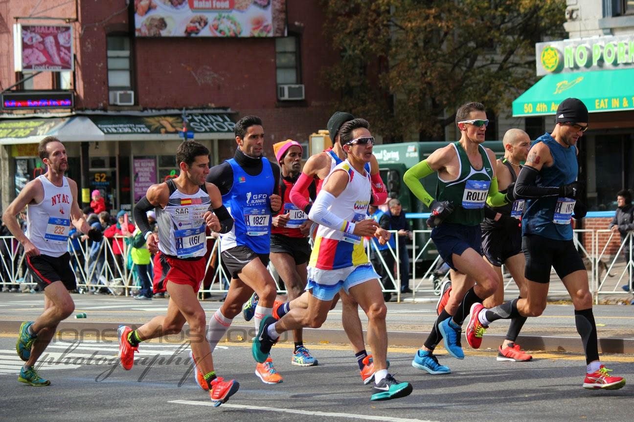 El Maratón de la Ciudad de Nueva York