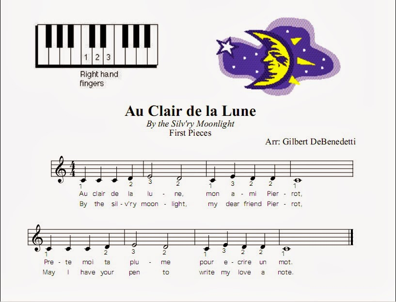 comparto una coleccin de partituras fciles para nios o para los que empiezan a practicar esta coleccin es por pequeos niveles los cuales son