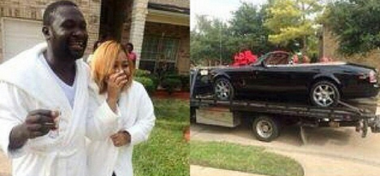 nigeria property photos warri billionaire ayiri emami buys wife