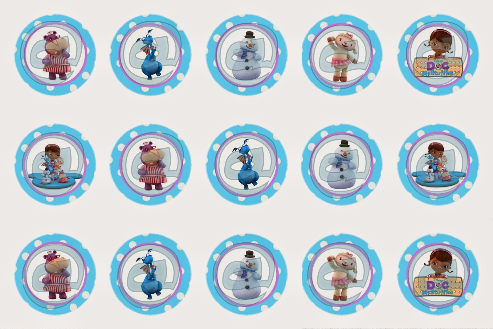 Unique bottle cap designs disney doc mcstuffins bottle for Cool bottle cap designs